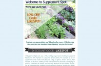 Supplement Spot