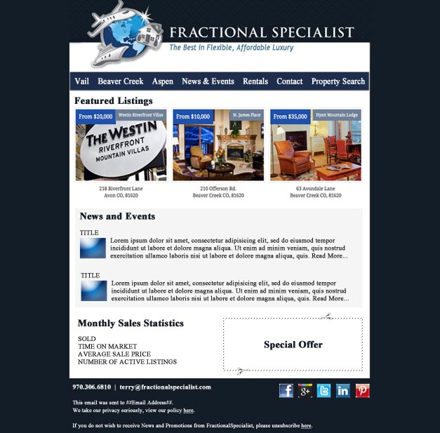 Fractional Specialist