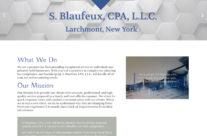 Shelly Blaufeux Tax