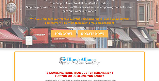 Support Main Street IL