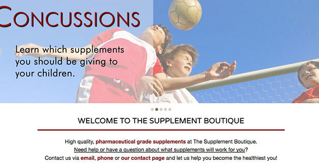 The Supplement Boutique
