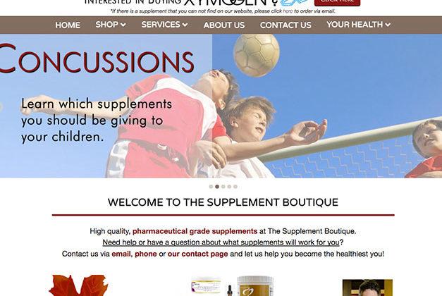 The Supplement Boutique