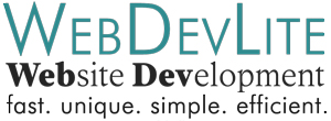 WebDevLite - Website Development for all your website needs
